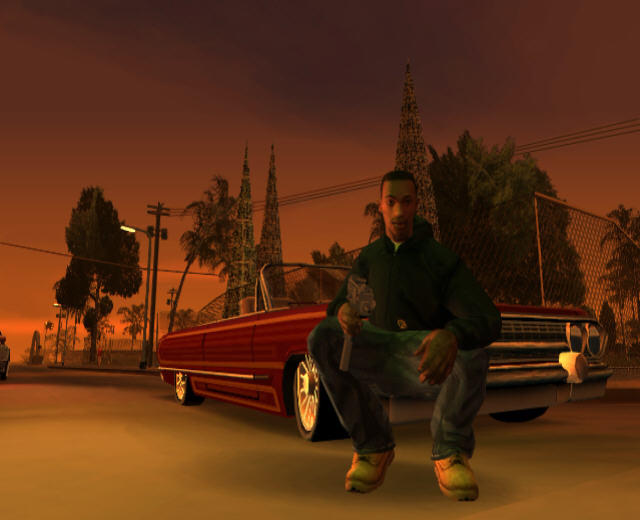 Grand Theft Auto: San Andreas Mobile Coming this December