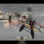 Heroes in the Sky Screenshot