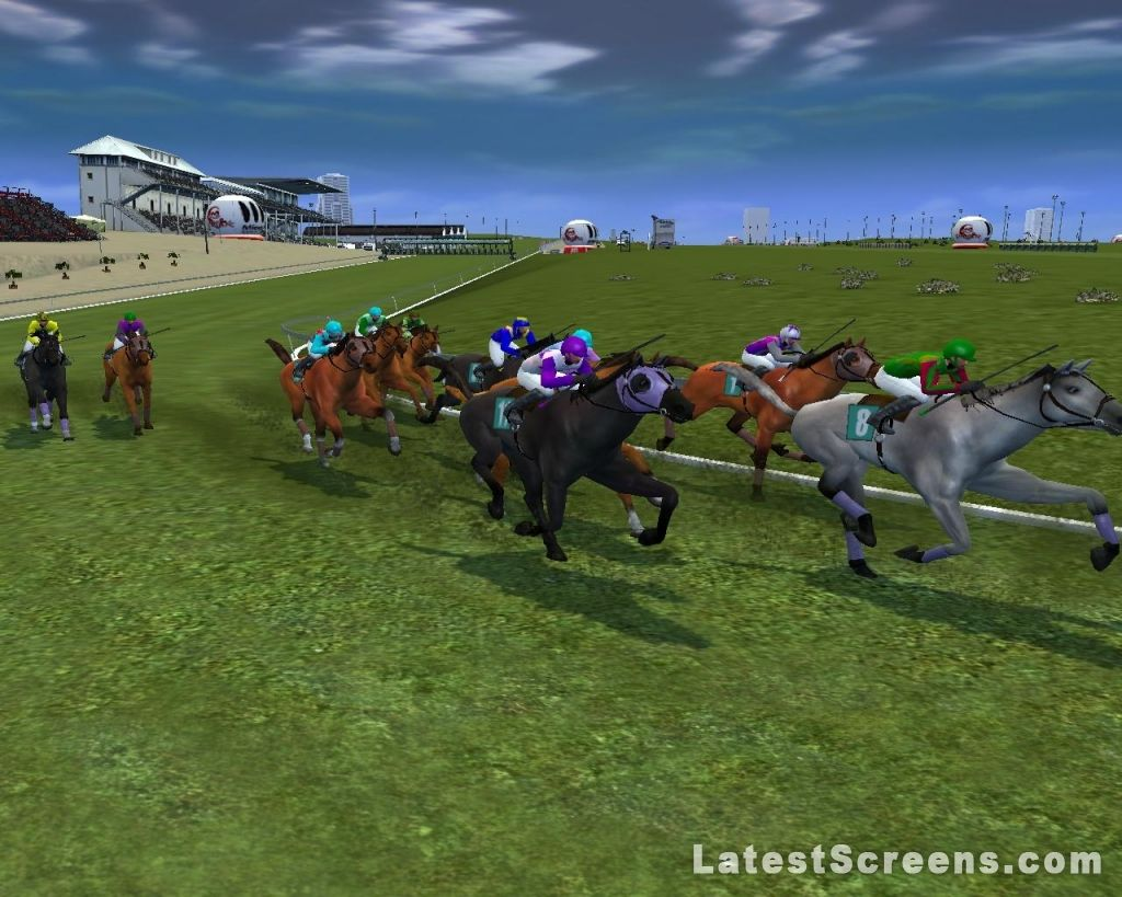latest horse racing games ps3
