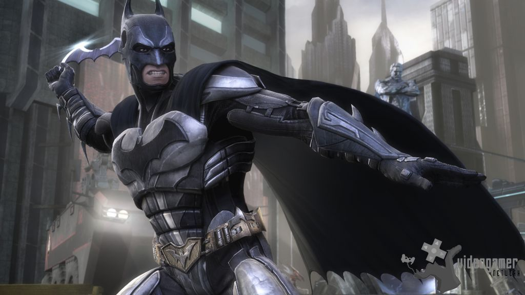 Batgirl Character Released for Injustice: Gods Among Us