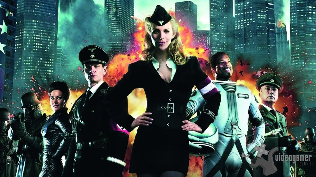 Iron Sky: Invasion Launched