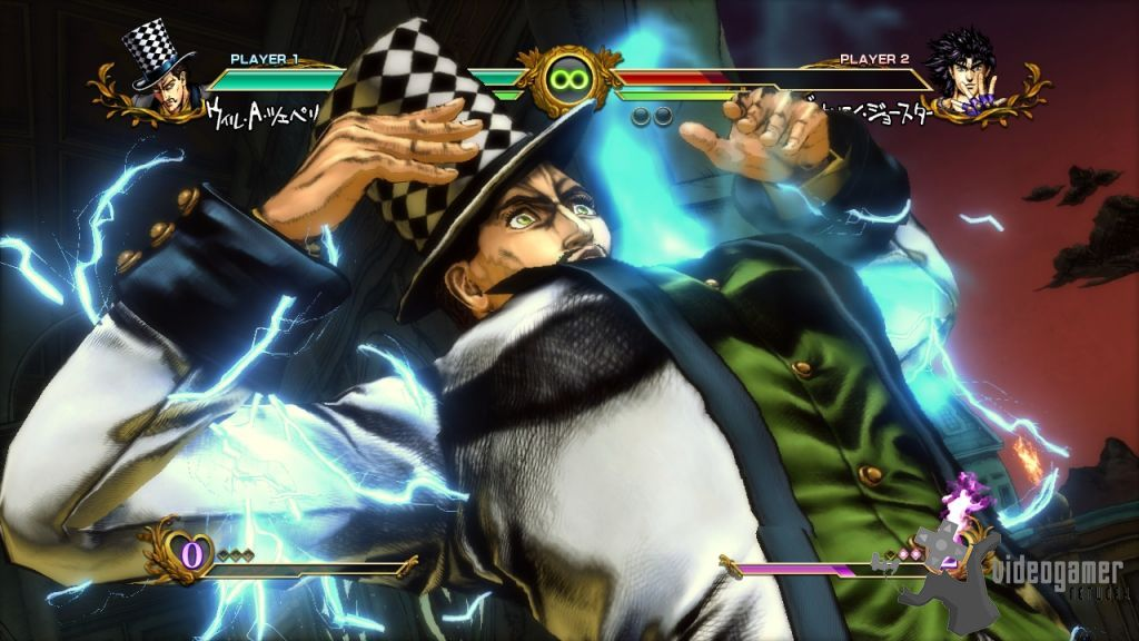 Jojo's Bizarre Adventure: All Star Battle to be Released in Europe and Australasia