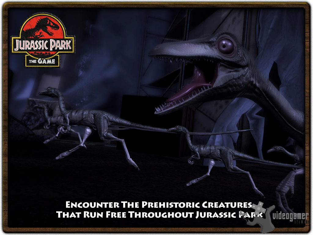 Jurassic Park: The Game Episode 2 Roars onto the iPad 2