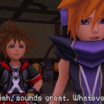 | Kingdom Hearts 3D: Dream Drop Distance screenshots