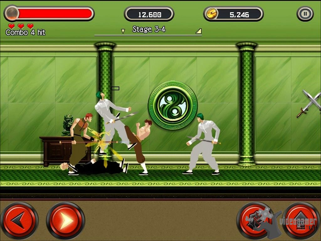 KungFu Quest: The Jade Tower Available Free | KungFu Quest: The Jade Tower