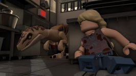 LEGO Jurassic World Screenshots