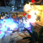 | LEGO Pirates of the Caribbean screenshots