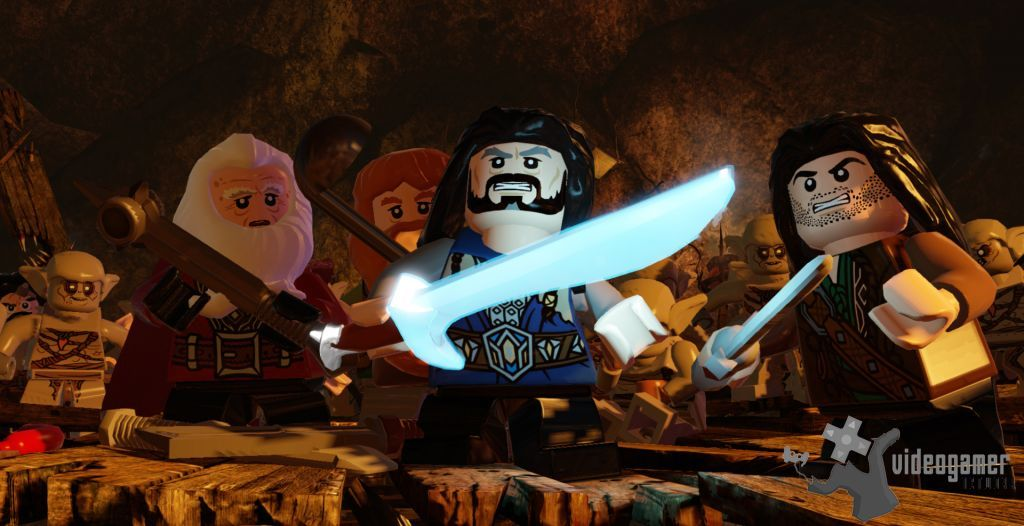 LEGO The Hobbit Trailer Released