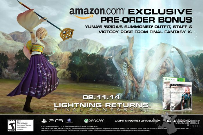 Lightning Returns: Final Fantasy XIII Spira�s Summoner Content Exclusive