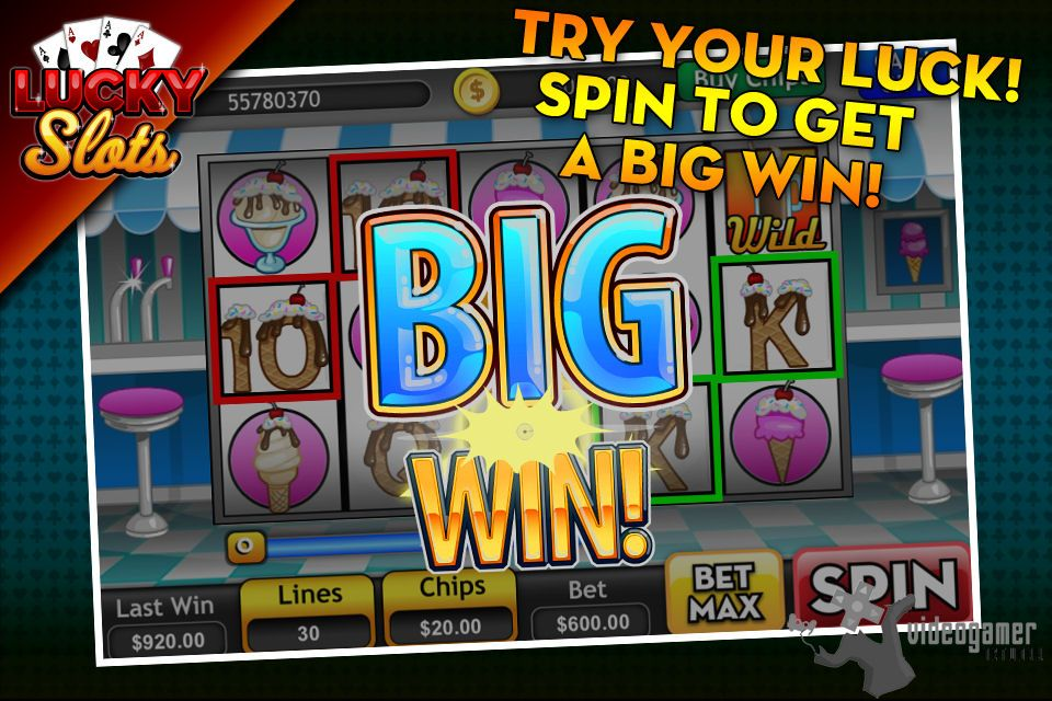 Lucky Slots Now Available on Apple iPhone & Apple iPad | Lucky Slots