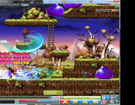 Maple Story Screenshot
