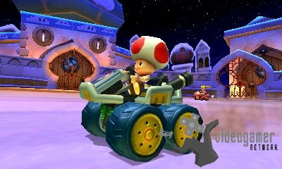 Update Data for Mario Kart 7 Launched
