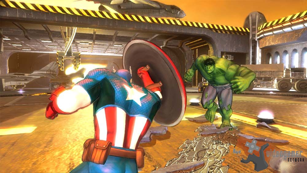 Marvel Avengers: Battle for Earth Released in UK