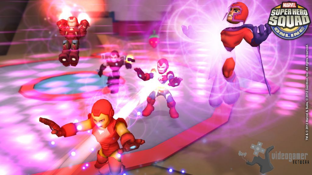 Marvel Super Hero Squad Online - Iron Spider Video Released