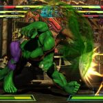 Marvel vs Capcom 3: Fate of Two Worlds Screenshot