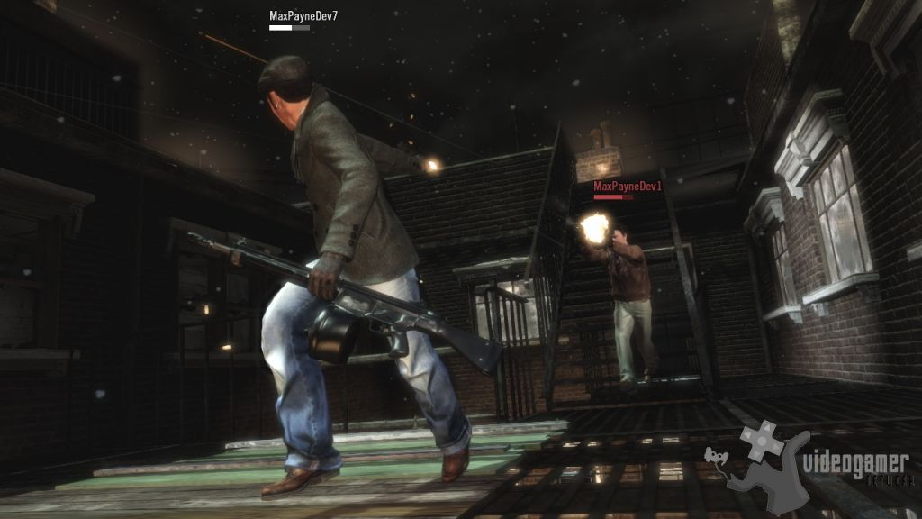 Four New Modes for Max Payne 3 DLC