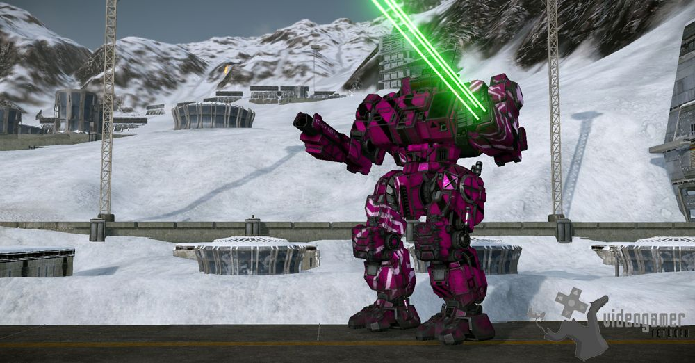 MechWarrior Online Update Released