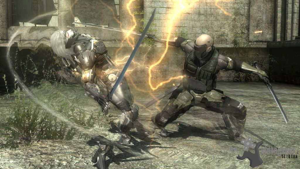 Metal Gear Rising: Revengeance Released on PC