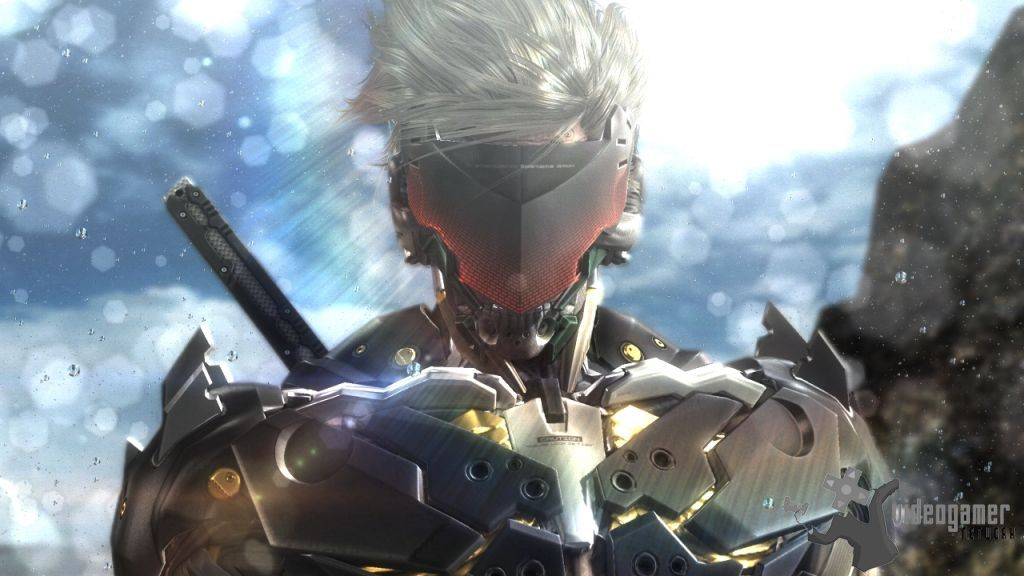 Metal Gear Rising: Revengeance Assets Revealed