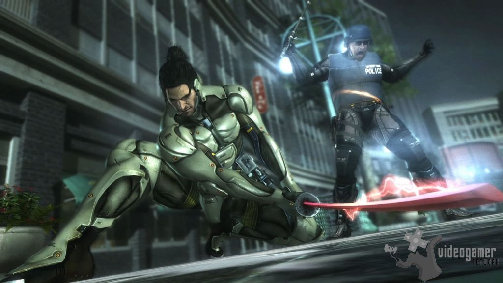 Metal Gear Rising: Revengeance 'Jetstream' DLC Release Date Announced