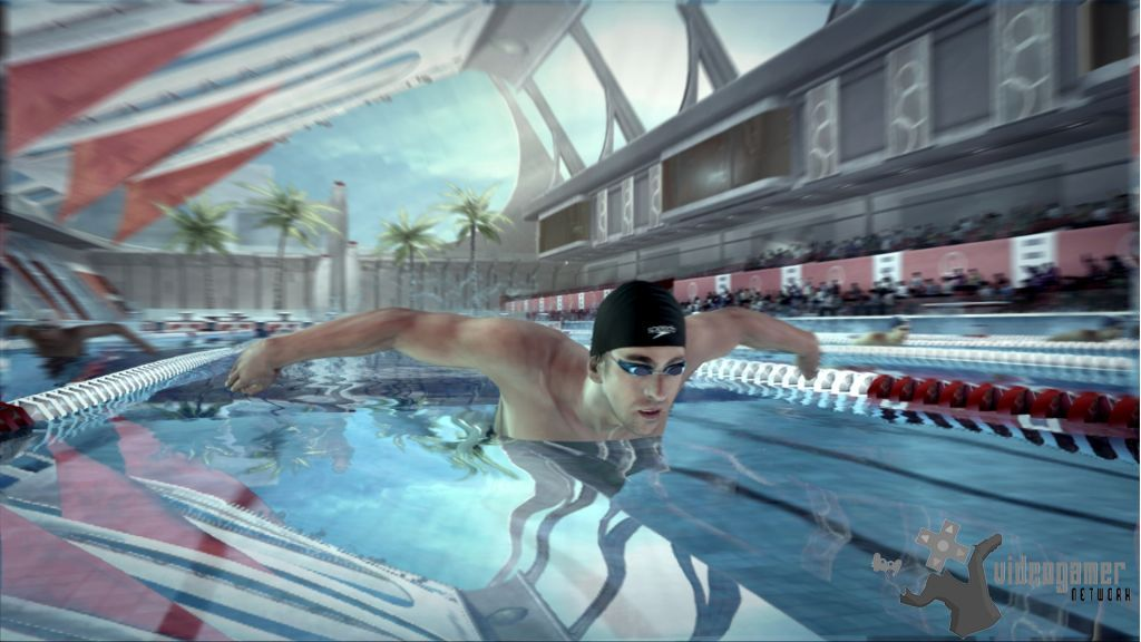 Playable Kinect Demo for Michael Phelps: Push the Limit Now Available
