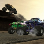 Monster Jam Screenshots
