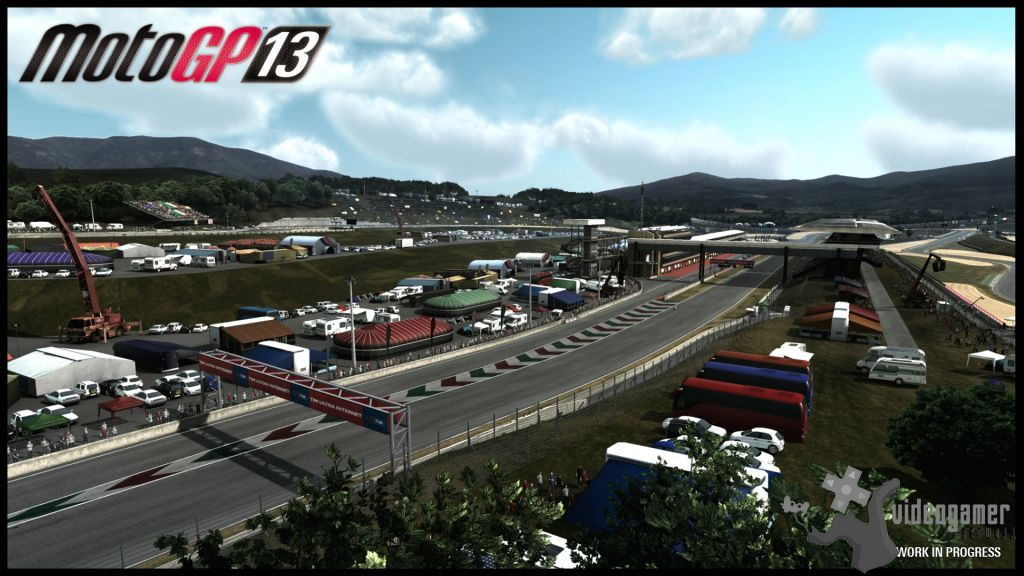 MotoGP 13 U.S. Grand Prix Gameplay Video Released