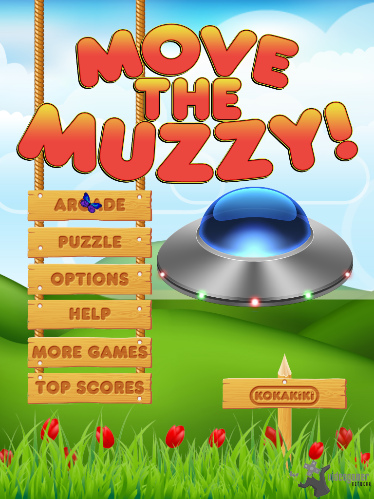 Move The Muzzy! Released on iOS and Android