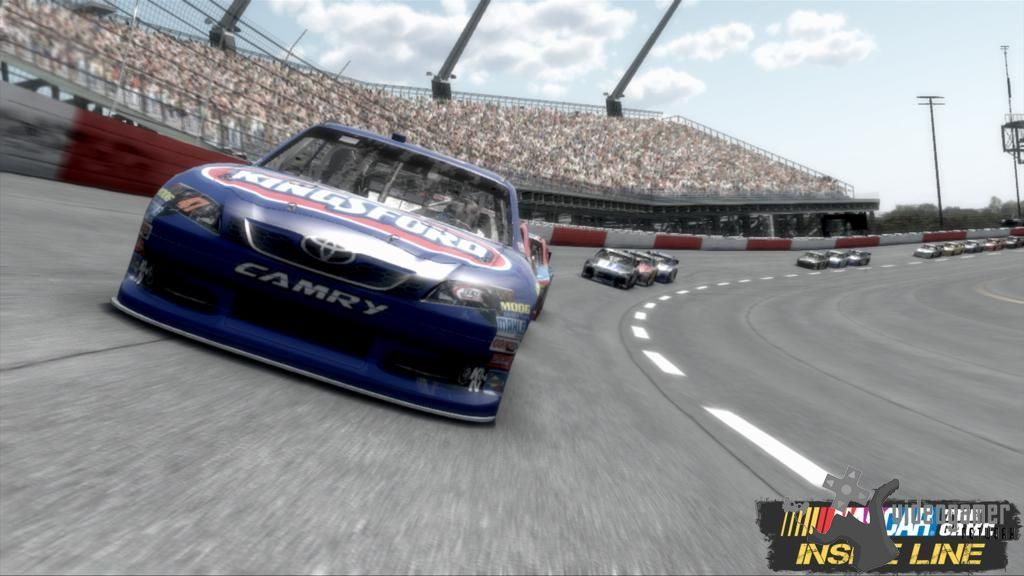 New Downloadable Content for NASCAR The Game: Inside Line