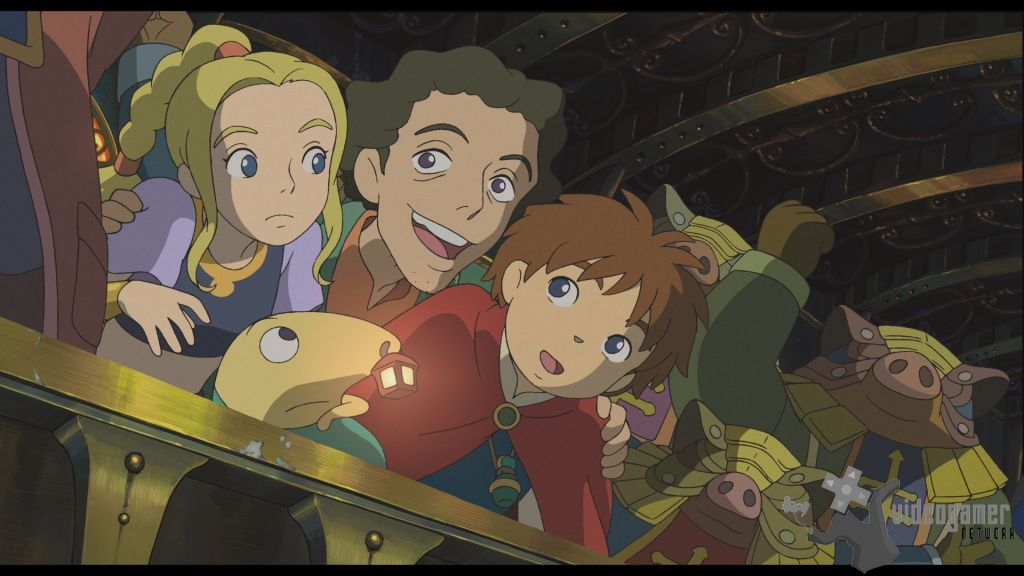 Ni No Kuni: Wrath of the White Witch Released in Europe and Australia