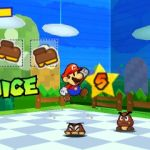 Paper Mario 3DS Screenshots
