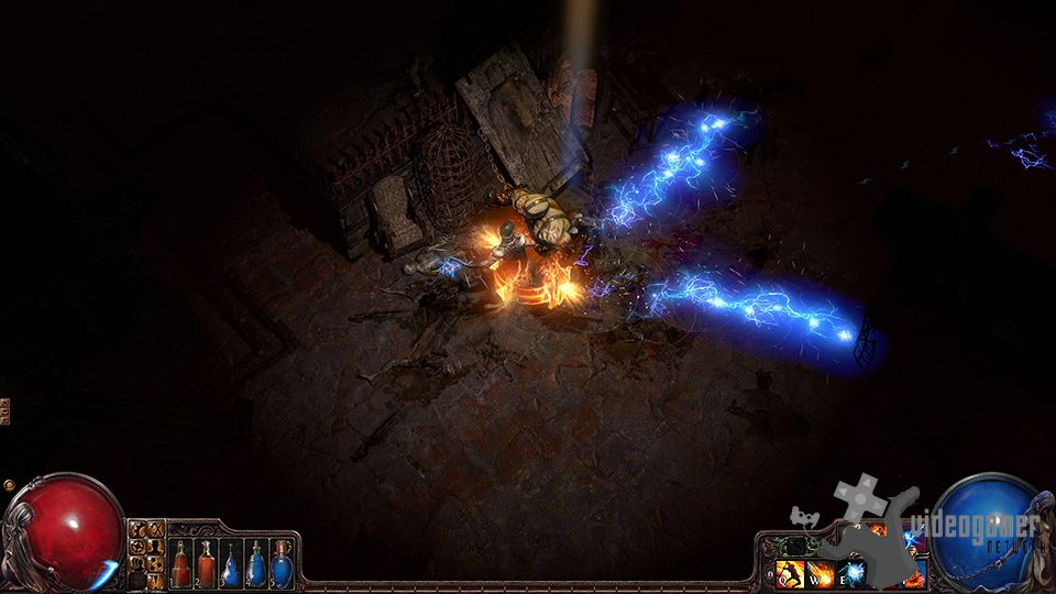 Path of Exile opens up its Beta to public March 30-April 1