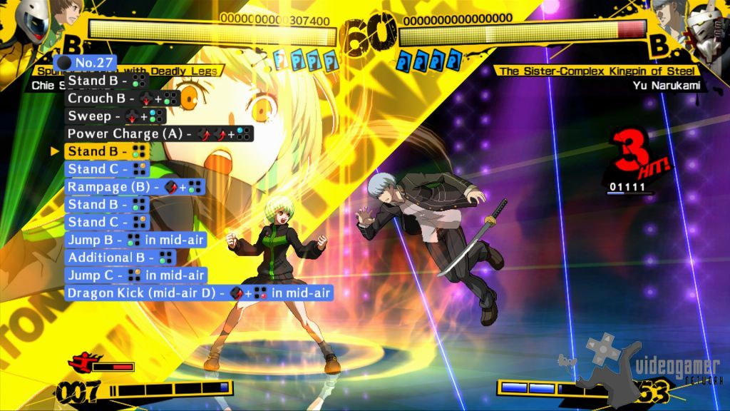 European Release Date for Persona 4 Arena Announced