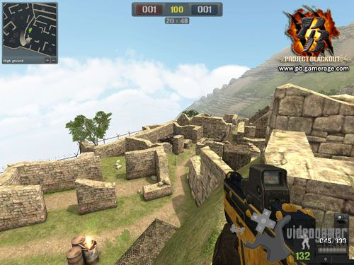 Project Blackout Rolls Out New Deathmatch Map: Machu Picchu