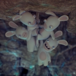 Raving Rabbids: Travel In Time Screenshots