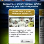Real Madrid Fantasy Manager 2011 Screenshot
