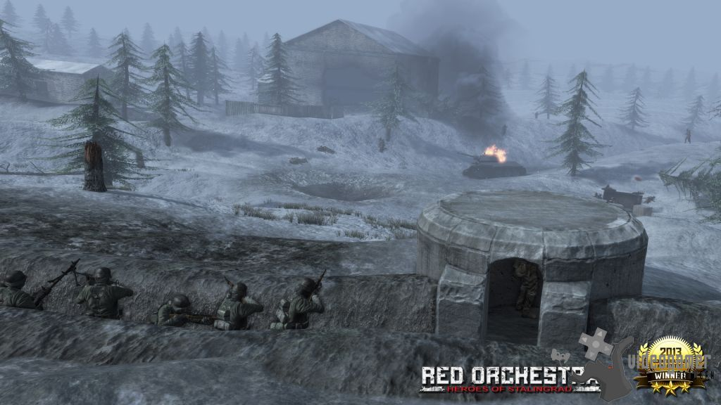 Red Orchestra 2: Heroes of Stalingrad screenshot скриншот.