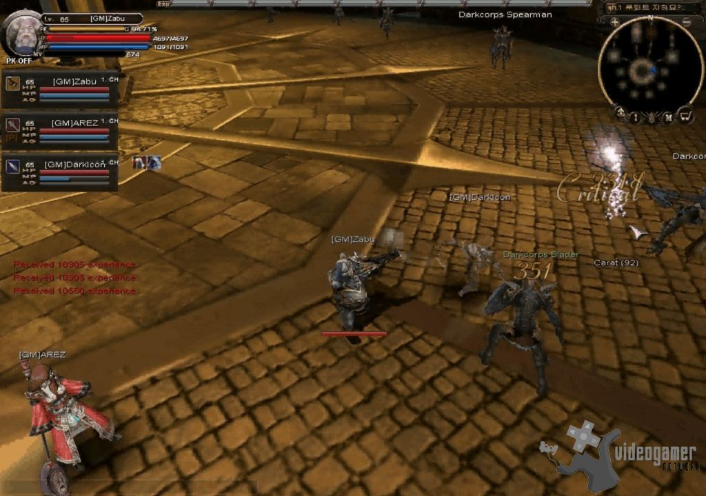 Rosh Online Gets Major Update