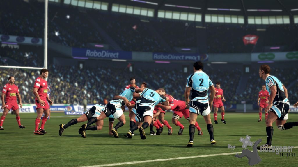 New Rugby Challenge 2 The Lions Tour Edition Features Revealed