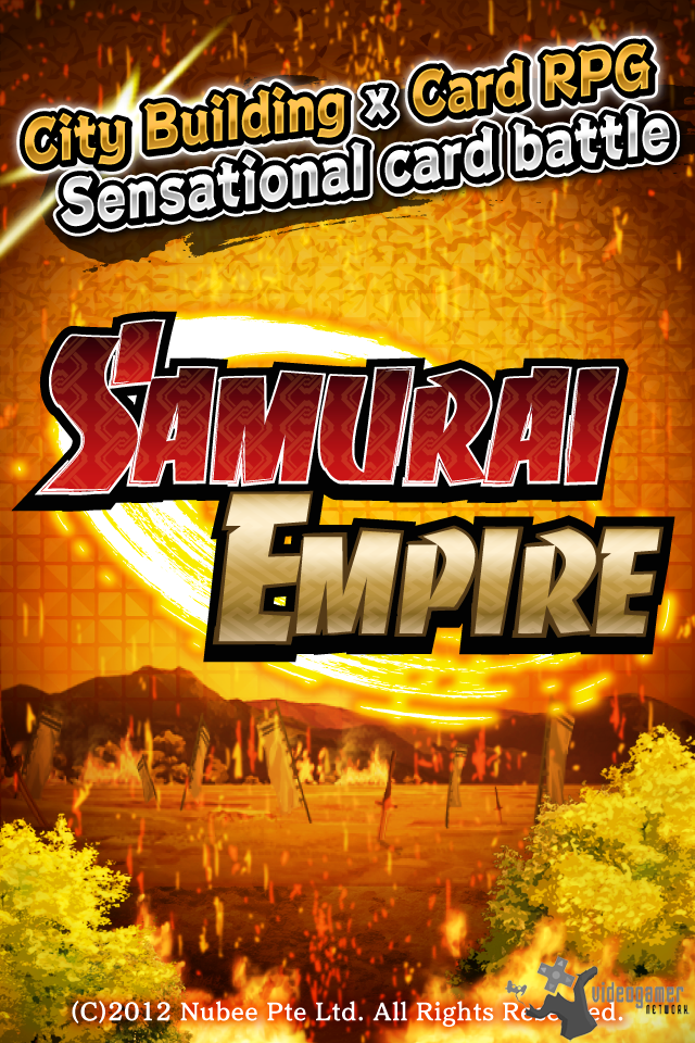 Samurai Empire Available for Free in the App Store