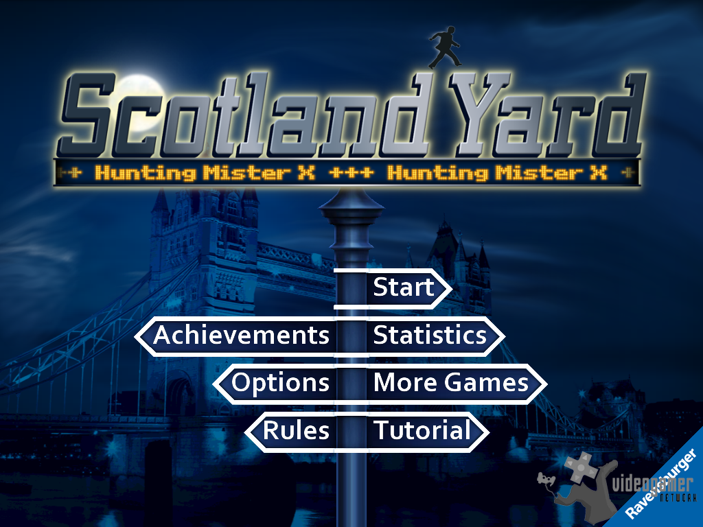 Cult Board Game Scotland Yard Released for iOS