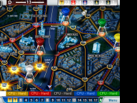 | Scotland Yard screenshots