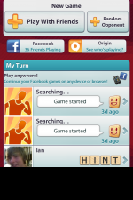 SCRABBLE (iPhone) Screenshot
