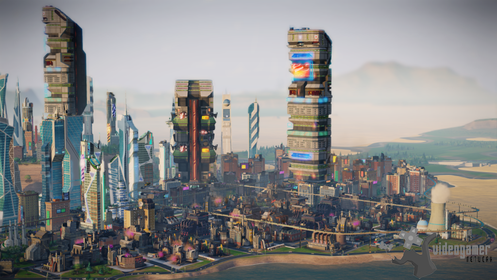 SimCity Cities of Tomorrow Expansion Release Date Announced