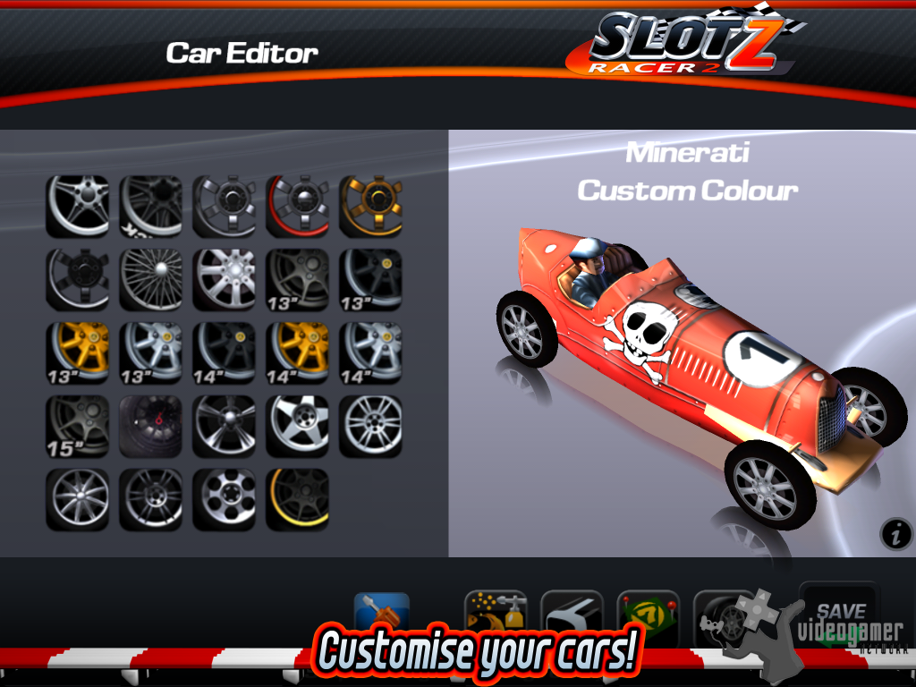 SlotZ Racers 2 Now Released