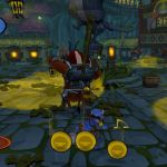 | Sly Cooper Thieves in Time screenshots