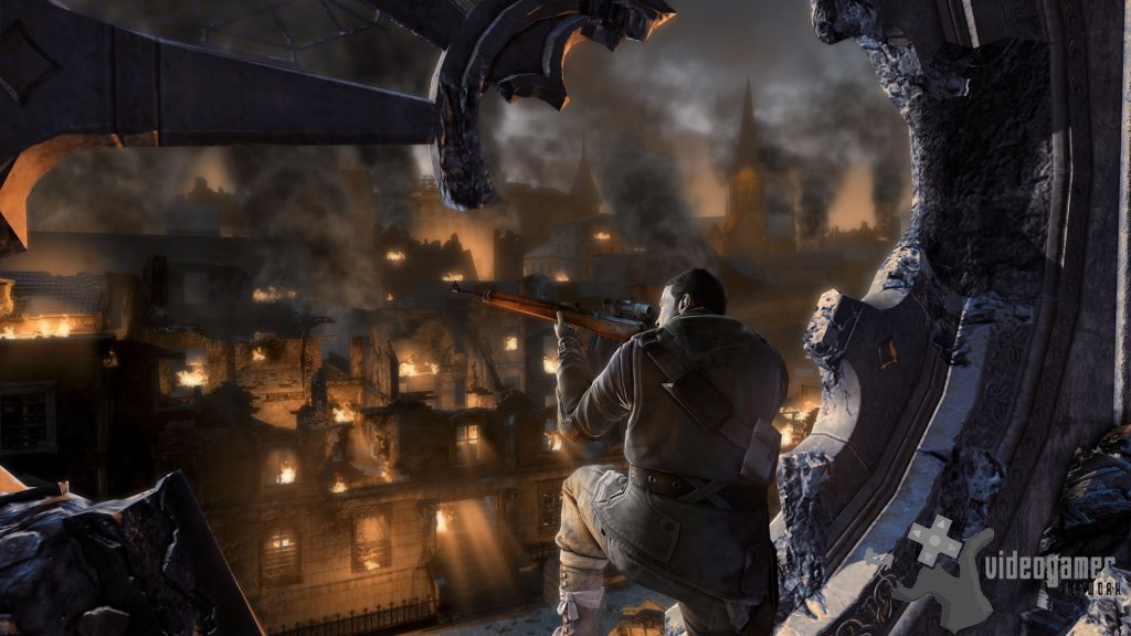 St. Pierre DLC Now Available for Sniper Elite 2