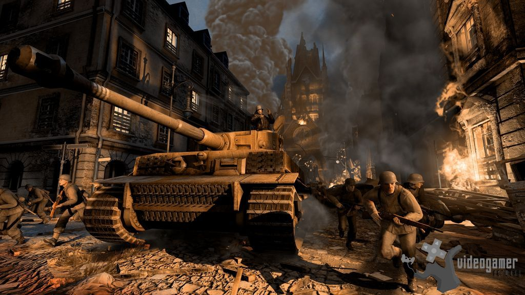 Sniper Elite 2 Shipped to Retail Outlets