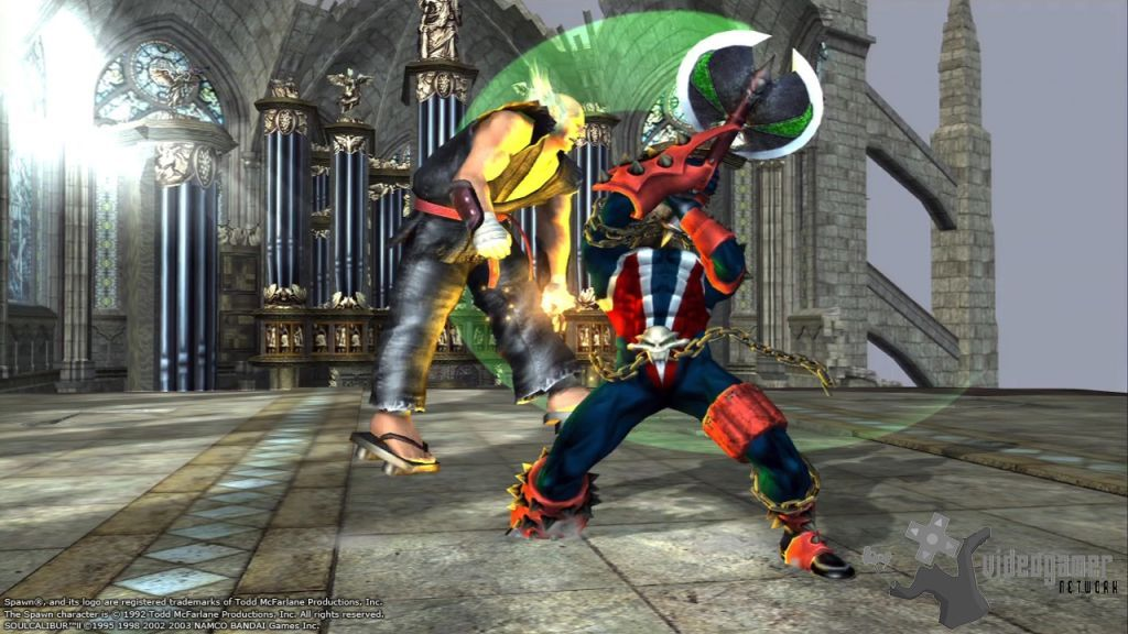Soulcalibur II HD Online Now Available for Download