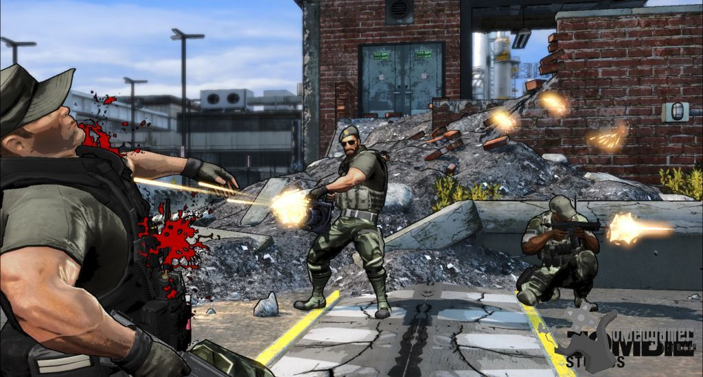 Tactical Shooter Special Forces: Team X to be Released Soon